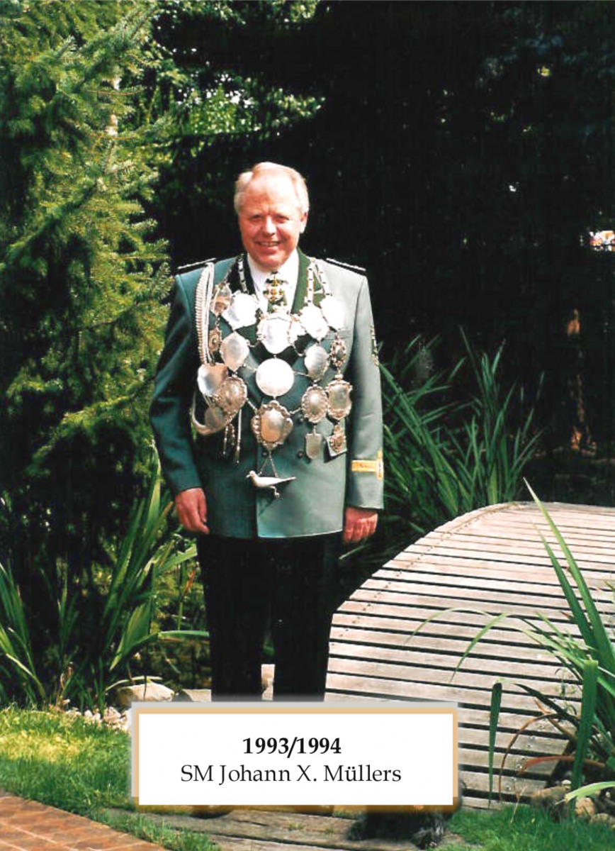 SM 1993/94 Johann V Müllers