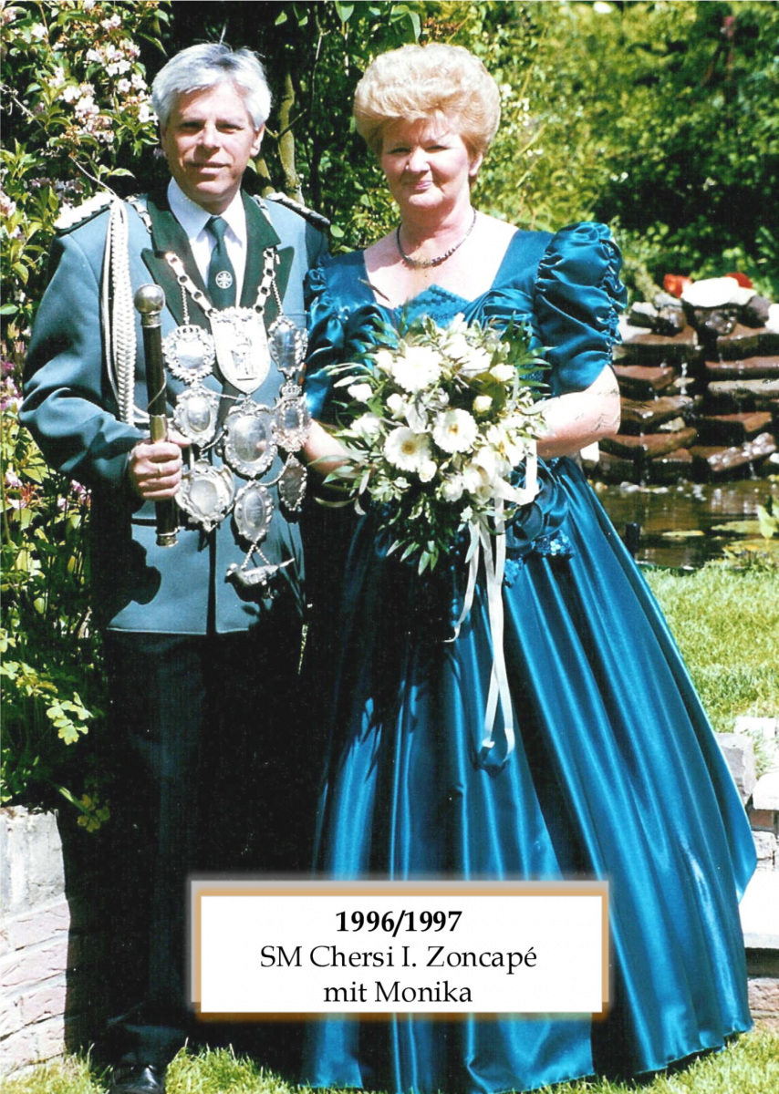 SM 1996/97 Chersi I Zoncapé mit Monika