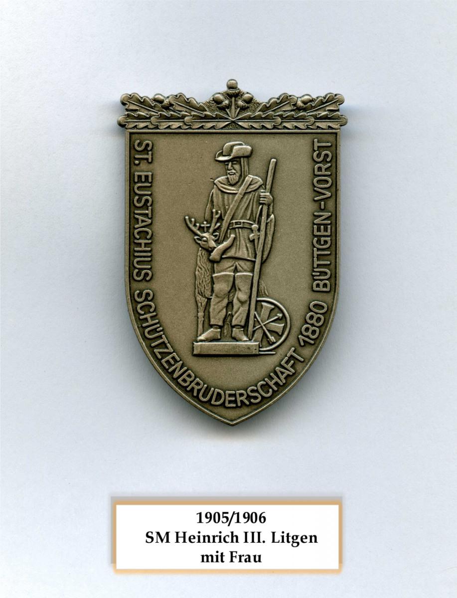 SM 1905/06 Heinrich III Litgen