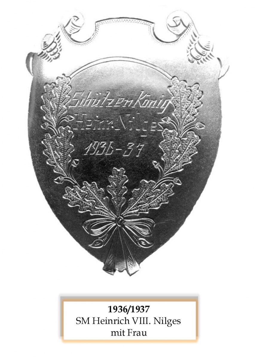 SM 1935/37 Heinrich VIII Nilges