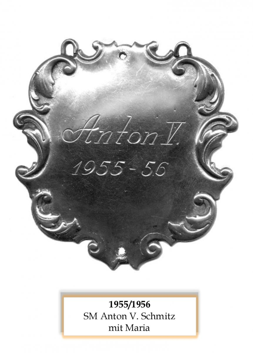 SM 1955/56 Anton V Schmitz mit Maria