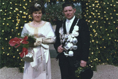 SM 1966/67 Matthias VIII Hamacher mit Elisabeth